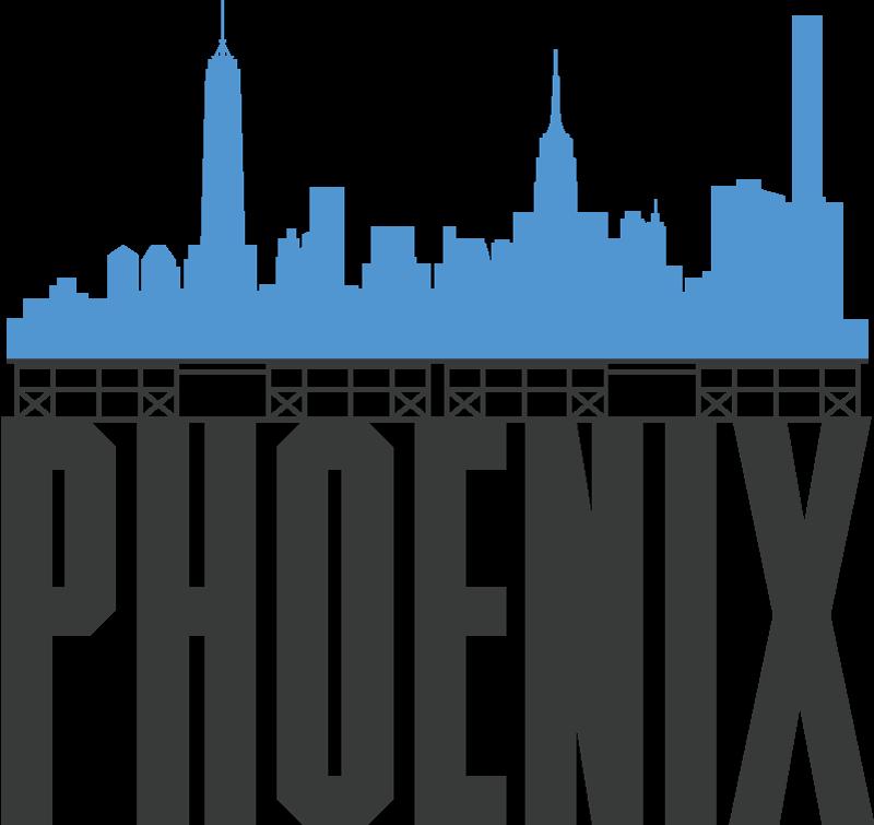 Phoenix scaffolding logo